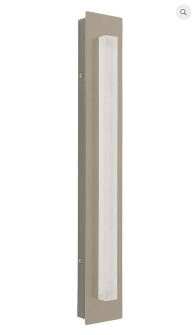 Luminária Arandela Camarim LED 8W ou 12W 3000K Quality