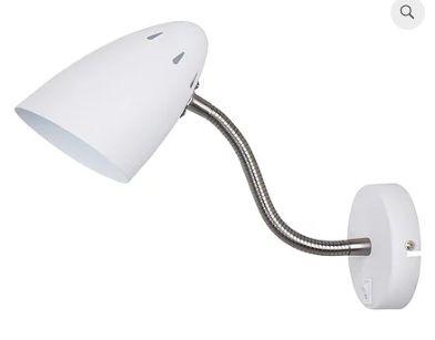 Luminária Arandela Beak 1xE27 40W Quality QAR1177-BR