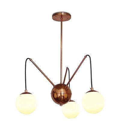 Luminária Pendente Sixball Ø50x60 Spotline 741/3
