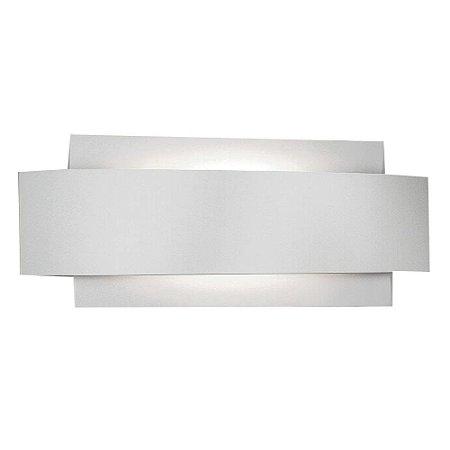 Luminária Arandela Courbe 18w 2700k Newline 337led1bt 127v