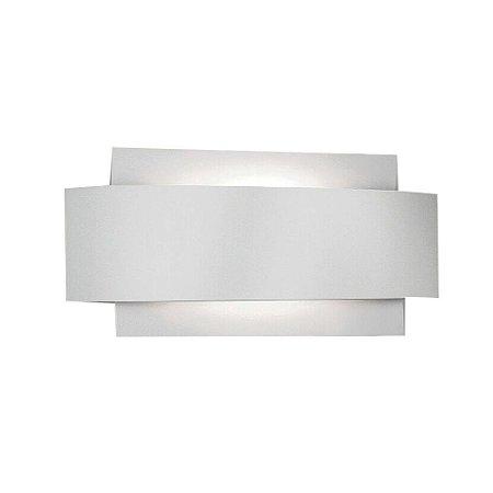Luminária Arandela Courbe 12w 2700k Newline 336led2bt 220v