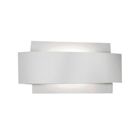 Luminária Arandela Courbe 12w 2700k Newline 336led2bt 127v