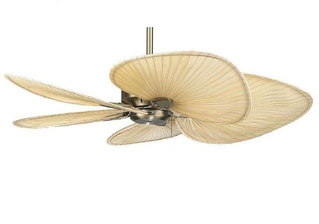 Ventilador Fibra Natural Windpoint Controle Remoto