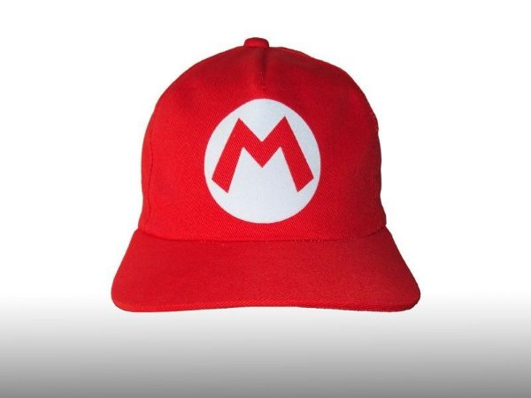 364e79587 Boné Mario Super Mario Bros - Personalize Curitiba