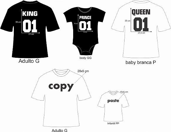 Camisetas - Personalize Curitiba 024f69e28ef