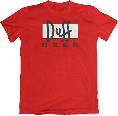 Camiseta Duff Beer