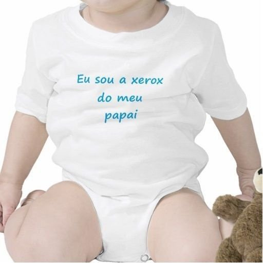 Body Xerox do Papai
