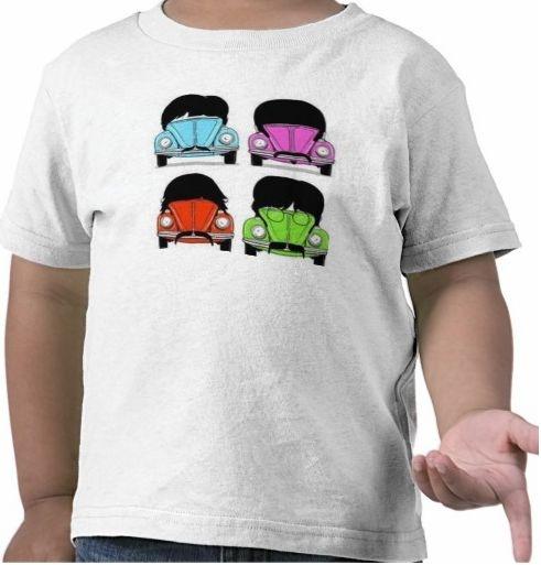Camisetas Beatles