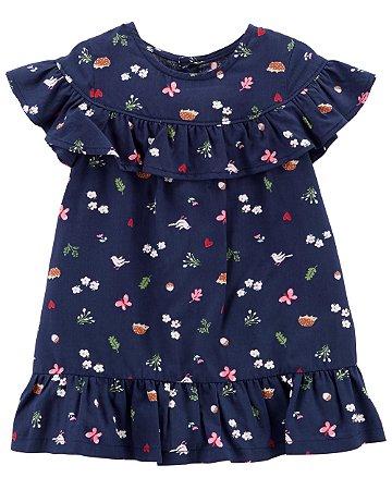 Vestido + Calcinha  Carter's (pronta entrega)