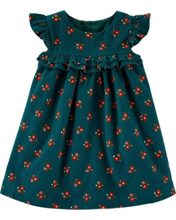 Vestido Carter's - Coleção de Natal