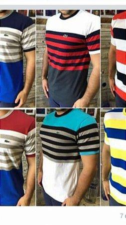 05a33e4a77a9f camiseta lacoste original kit 10 pçs - Paulista Atacado roupas ...