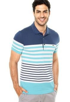 POLO LACOSTE  original KIT 10 pçs