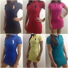 Vestidos Ralph Lauren e tommy kit 10 pçs