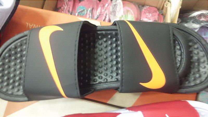Chinelo Nike kit com 10 pecas