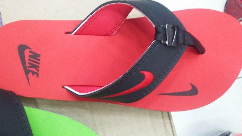 Sandalias Chinelos Kenner Nike kit com 10 pecas