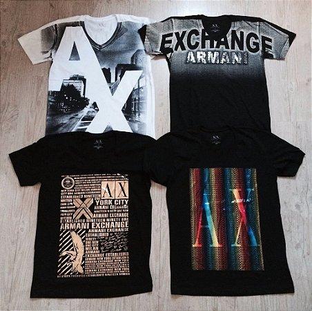Camisetas Armani originais