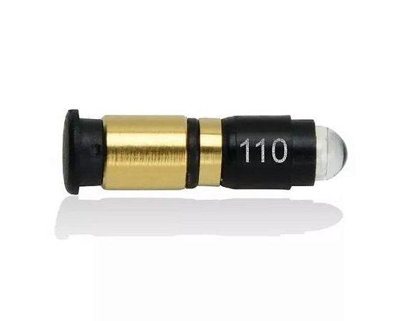 Lâmpada Halogena 01.88.110 2.5V Para Otoscópio Heine Mini 3000 2,5v