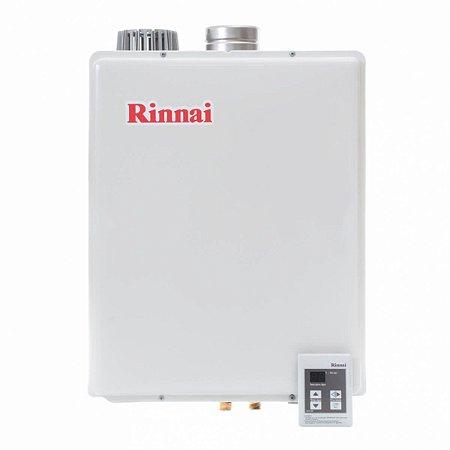 Aquecedor a Gás GLP Rinnai REU E48 FEABL 47,5 Litros