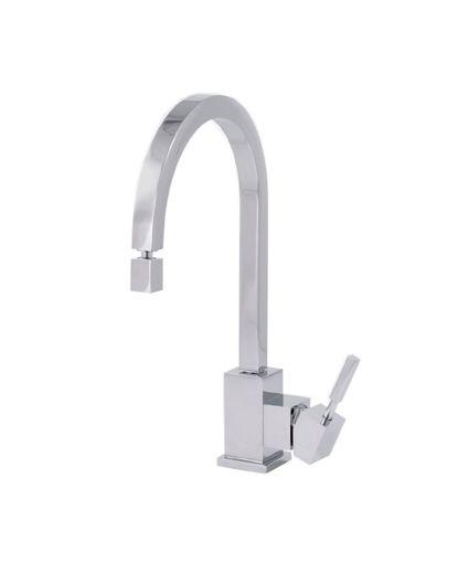 Misturador Monocomando Cozinha Mesa Baixo Dn15 2256 New Quadra Perflex