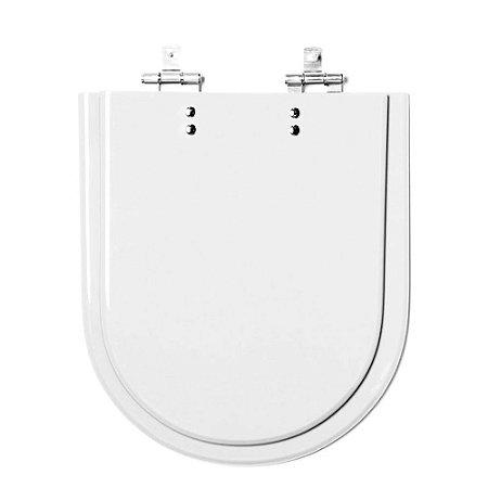 Assento Carrara Mdf Branco Tomdo