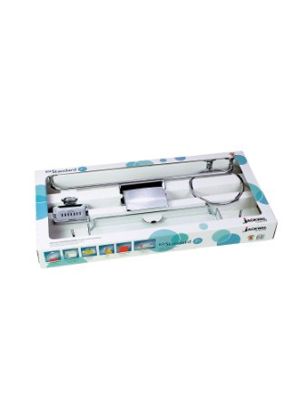 Super Kit Standard 7 Peças Jackwal