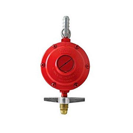 Regulador Aliança 506/33 Vermelho Pequeno 2Kg