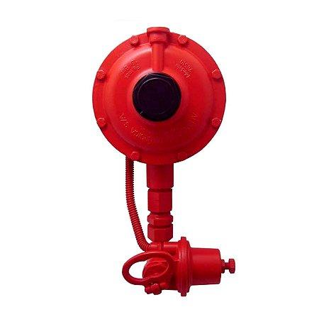 Regulador Aliança 76510/02 Vermelho com DSA 50 kg