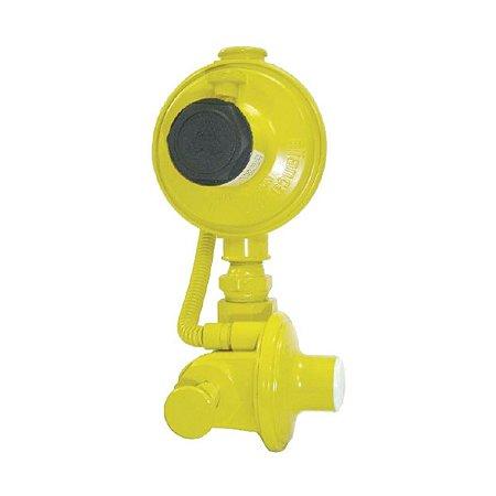 Regulador Aliança 76511 Mini Amarelo Dsa 12 kg