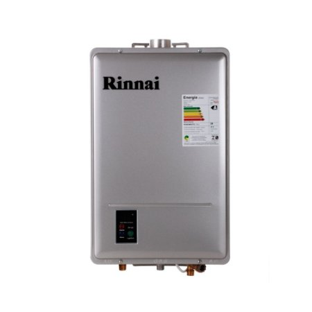 Aquecedor a Gás GN Rinnai REU 1602 FEHG 22,5 Litros Bivolt