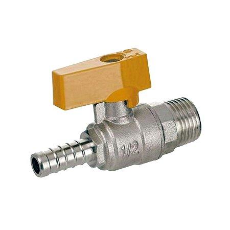 Válvula Esfera Reta para Gás ½ MXBM - Sfera