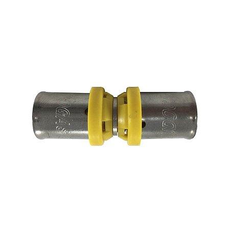 União 16mm X 16mm para Tudo Pex Gás Tudogás