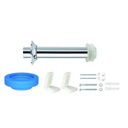 Kit de Instalação Bacia Convencional Fixação Lateral Deca