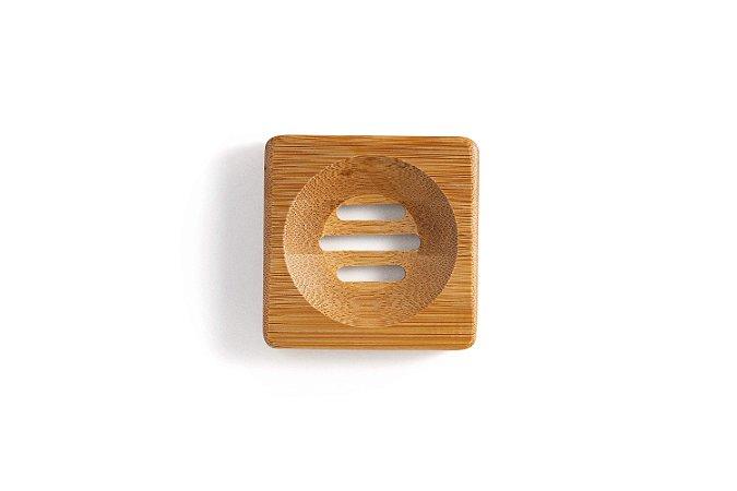 Saboneteira Ecológica de Bambu - Original Eco