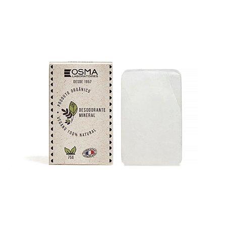 Cristal Mineral Vegano e Transparente - Natural 75g