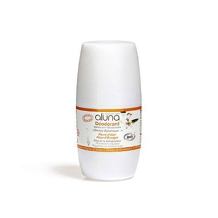 Desodorante Rollon Orgânico Flor de Laranjeira - 50ml OSMA Laboratoires