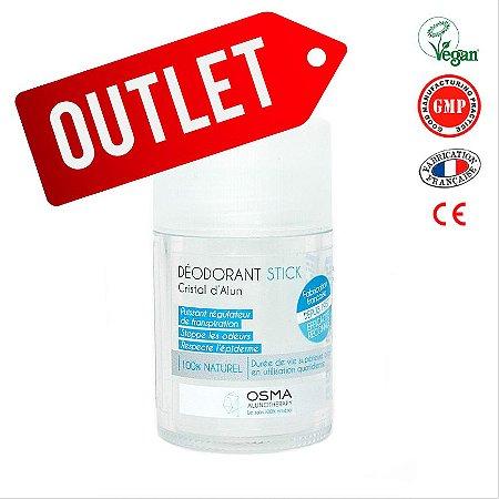 OUTLET - Desodorante Cristal 100% Natural Mineral 60g - OSMA Laboratoires