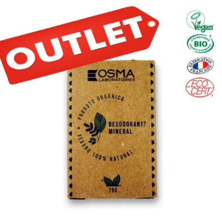 OUTLET - Desodorante ECO Natural - Original UH-ME