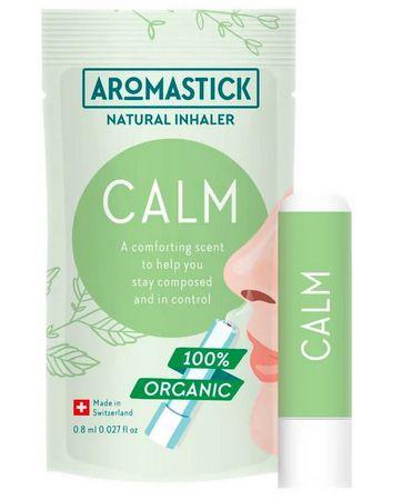 INALADOR NATURAL CALMANTE AROMASTICK - CALM.