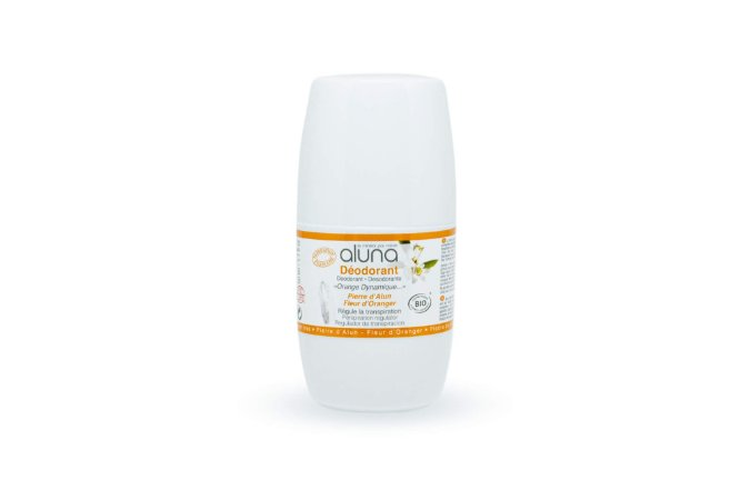 Desodorante Rollon Natural Sem Alumínio Flor de Laranjeiras - 50ml - OSMA