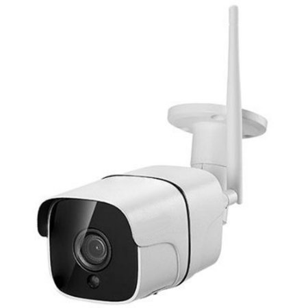 Camera Ip Wifi Externa HD 960P IR 30m Onvif Entrada Micro SD
