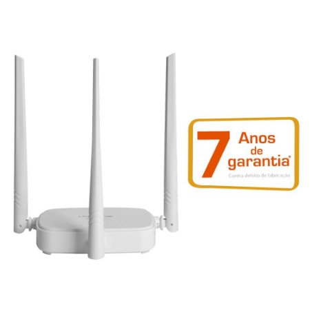 Roteador Wireless 300mbps 3 Antenas 5dbi L1-rw333l Link One