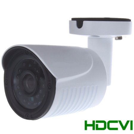 Camera Infravermelho 30m Hdcvi 720P HD Ip66 Ir Cut 1 MP