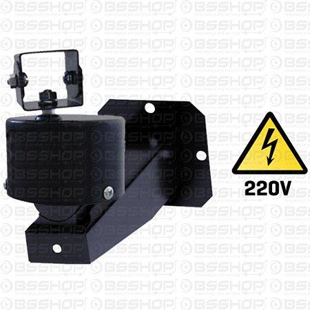 Mini Panoramizador Motor Giratorio Externo Panorizador Pan P/ Cftv 220V