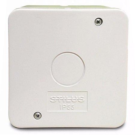 Caixa de Proteção Organizadora para CFTV IP55