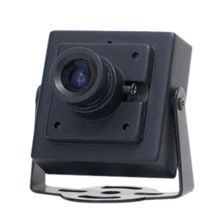 Mini Camera Super Ccd Digital 1/3.5 1000 Linhas 3,6mm