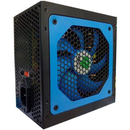 Fonte Atx 600w Real Gamer Casemall Total Power Wide Silenciosa - ALL-600TPW