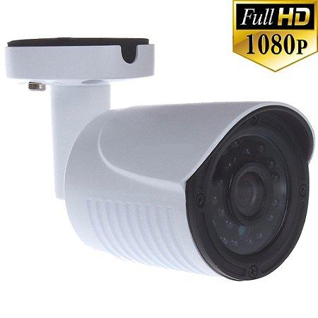 Camera Bullet Full Hd 1080p 2MP Infravermelho 30m AHD 3,6mm