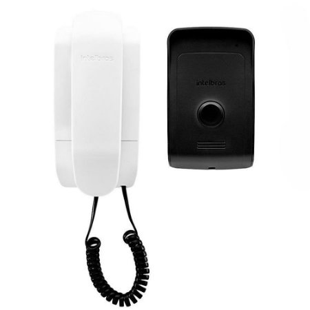 Kit Interfone Residencial Porteiro Eletronico Intelbras Ipr 1010