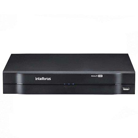 Dvr Intelbras 4 canais Mhdx 1104 Multi HD 1080P Lite