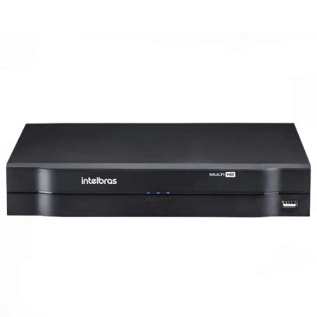 Dvr Intelbras 16 canais Mhdx 1116 Multi Hd, Cloud P2p, Nvr, Hdcvi, Ahd, Hdtvi, Analógico e IP